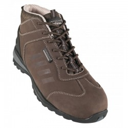 Bota de seguridad Coverguard altaite high T40 Búfalo marrón