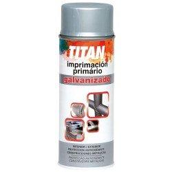 Spray TITAN imprimación primario galvanizado