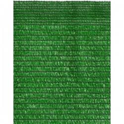 Malla ocultación 80% 1.5X5 mtr verde claro