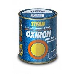 Esmalte Titan Oxiron martelé 750ml