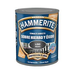 Esmalte liso Hammerite 4Lt
