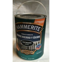 Esmalte satinado Hammerite 4Lt