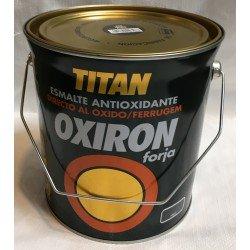 Esmalte Titan Oxiron forja 4Lt
