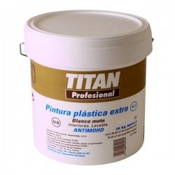 Pintura plástica Titan A1 15L