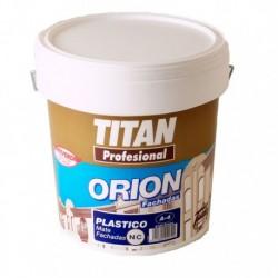 Pintura plástica fachadas Titan A4 15L