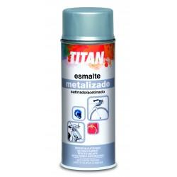 Esmalte metalizado Titanlux spray 200ml