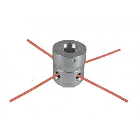 Cabezal multihilo desbrozadora Anova de aluminio