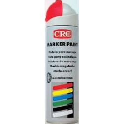 Spray de marcaje Markerpaint CRC 500mL