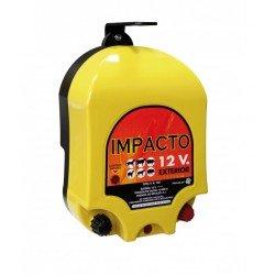 Pastor eléctrico a Batería externa 12 v ZAR IMPACTO 2 Julios