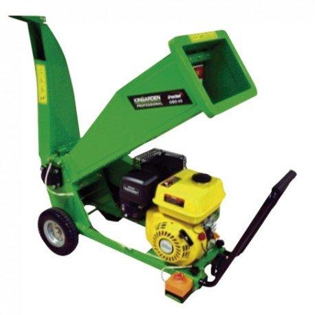 Biotrituradora a gasolina kingarden GBD65