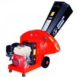 Biotrituradora a gasolina Ceccato Olindo Bio Tritone Gx200
