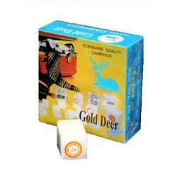 Alcanfor Pack 4 pastillas Gold Deer