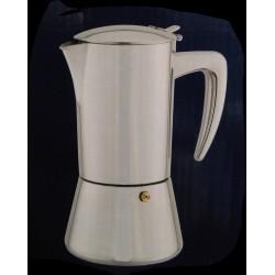 Cafetera italiana Belinox Silver 4T