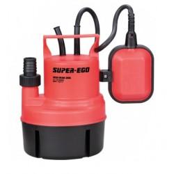 Bomba agua sucia Superego Subvort900