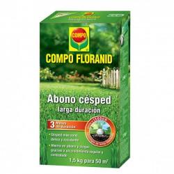 Abono césped Floranid 1.5 kg Compo