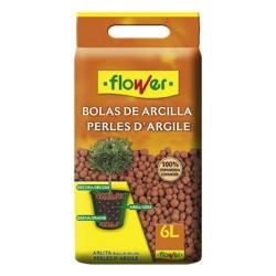 BOLAS ARCILLA Flower EXPANDIDA 6 lts