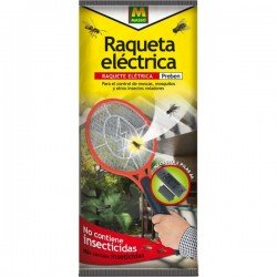 RAQUETA INSECTOS ELÉCTRICA MASSO