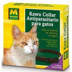 Collar antiparasitario gatos