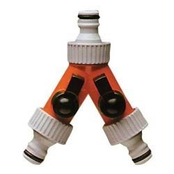 Unión 3 enchufes rápidos con llave Siroflex