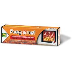 Tronco deshollinador Fuego Net