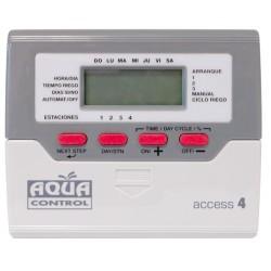 Programador de riego Aqua Control