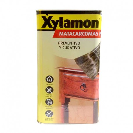 Xylamon Matacarcomas Plus 5 Litros Tratamiento Curativo