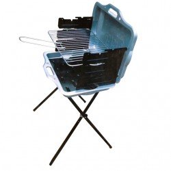 Barbacoa plegable maletín Tryun LS14423