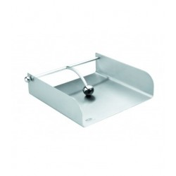 Servilletero inox Lacor