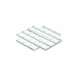 Salvamantel inox Lacor 23x23