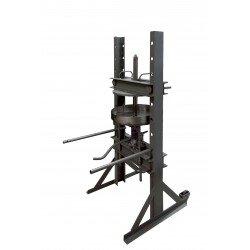 Prensa hidráulica manual para aceitunas 600mm