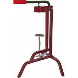 Encorchadora para botellas de vino con patas