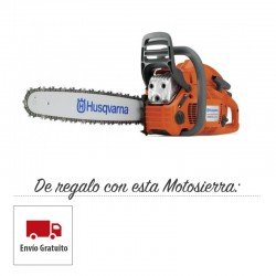 "Motosierra Husqvarna 455 Rancher 18"""