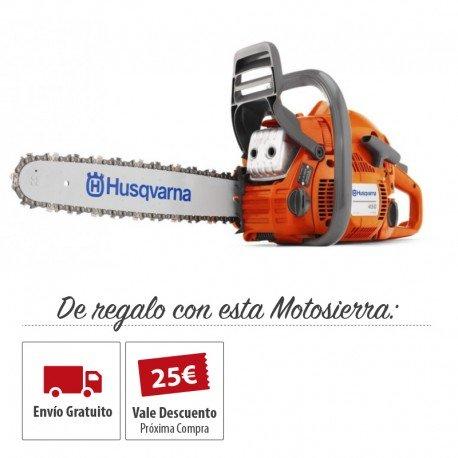 """Motosierra husqvarna 450e-18"""""""