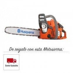 "Motosierra Husqvarna 236 14"""