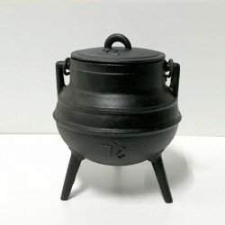 Olla tradicional Hierro fundido 2 L Pote Gallego