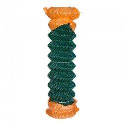 Enrejado malla simple torsión Verde 1m-25mtr.