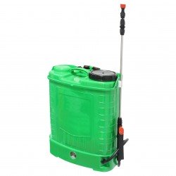 Sulfatadora Batería Sout 16 L Mochila Pulverizador