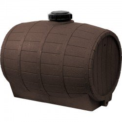 Barril de resina para vino horizontal 110 ltr.
