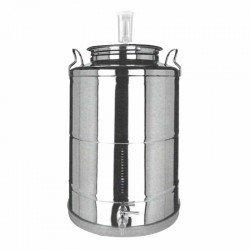 Fermentador de tapa rosca 35L