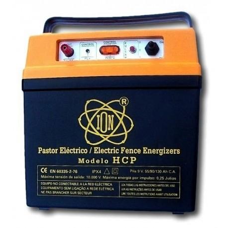 Pastor electrico a Pila desechable ION HCP 0,25 Julios