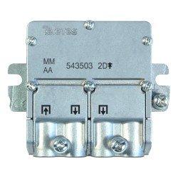 Mini-repartidor EasyF 2D televes 5435