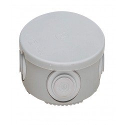 Caja Redonda Estanca 70 con Conos IP55 FAMATEL 3001