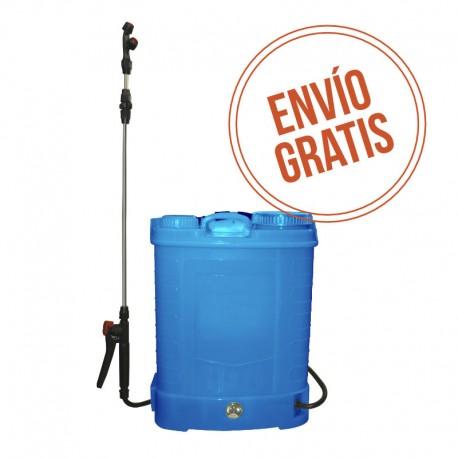Sulfatadora de mochila a Batería 16 L Pulverizador ENVÍO GRATIS