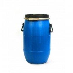 Bidón Plástico uso Alimentario 120 L Azul