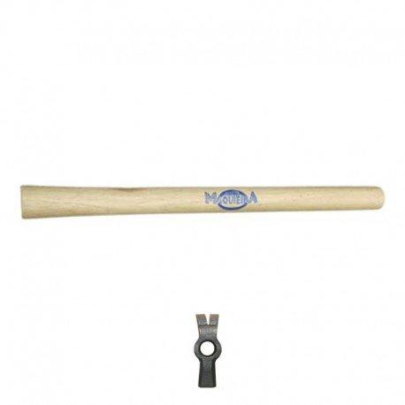 Mango madera Martillo (Uña) y Azuela Maquieira 320 - 26