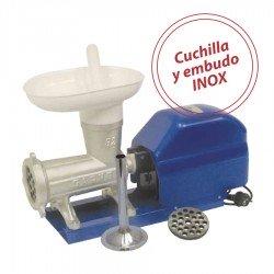Picadora Embutidora eléctrica GARHE nº 32 06358