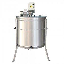 Extractor de miel radial con motor 12 cuadros / 24 medios