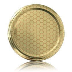 Tapa TO 77mm Celdillas Pasteurizacion sin boton