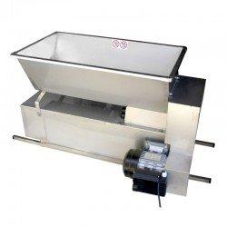 Despalilladora eléctrica para vino inox 1HP