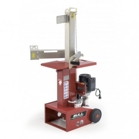 Astilladora de leña electrica 10 T Ceccato Olindo SPLE11